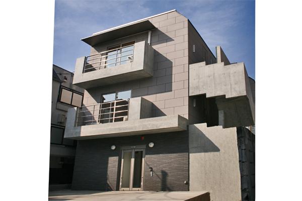 鉄筋コンクリート造 [2007 東京/練馬]