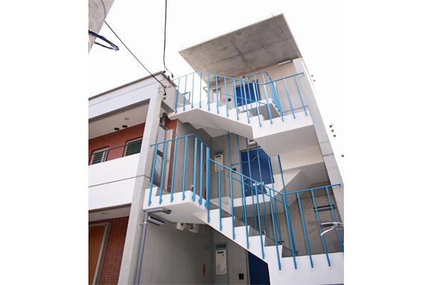鉄筋コンクリート造/RC-Z打ち込み内断熱 [2007 東京/板橋区]