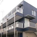 鉄骨造 ネオマフォーム外張り断熱(東京/荒川区)