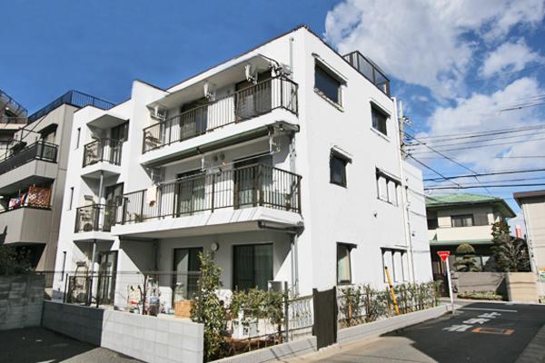 鉄筋コンクリート造(集合住宅)