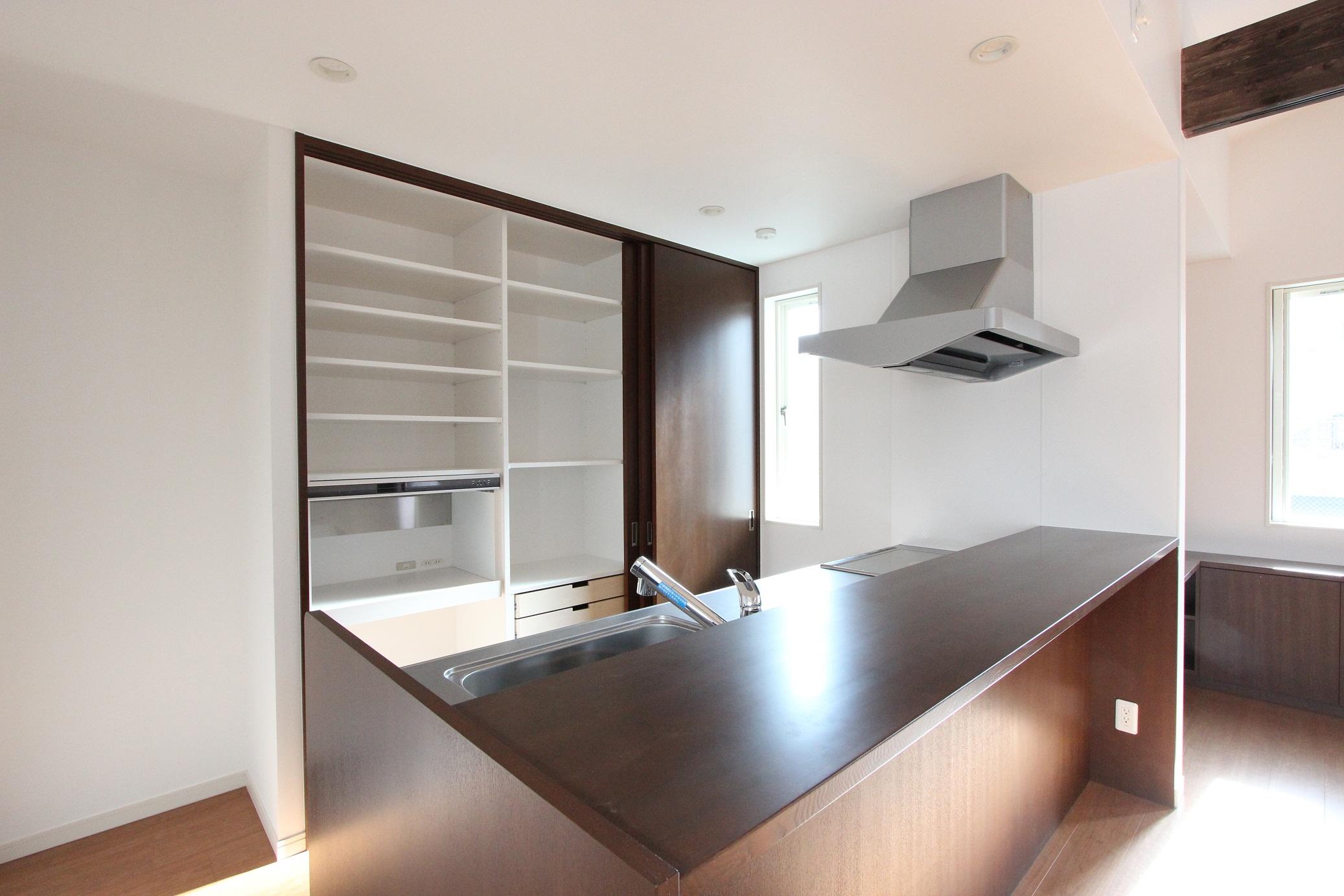 [東京/足立区] 木造 キッチン