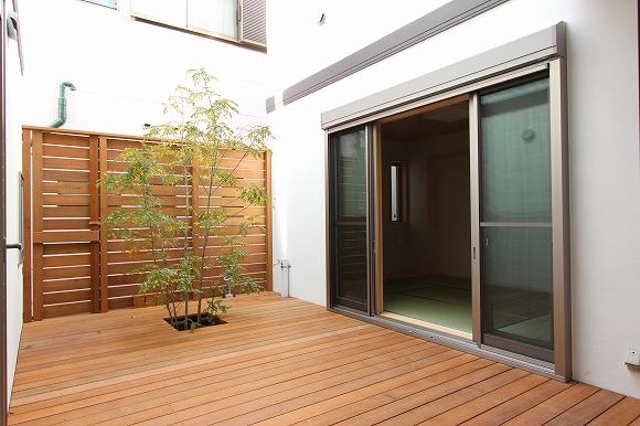 木造/グラスウール充填断熱 [2012 東京/足立区]
