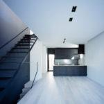 木造軸組工法 キッチン