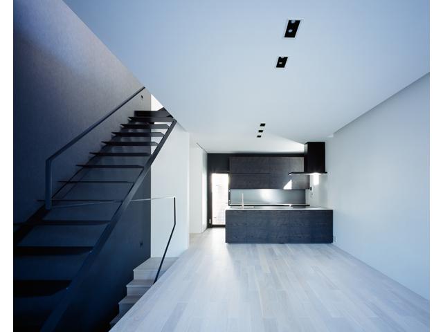 東京/港区|木造軸組工法 キッチン
