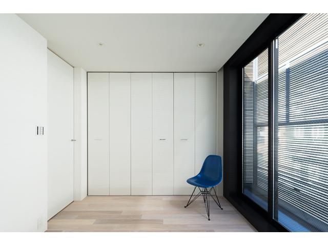 東京/港区|木造軸組工法 居室